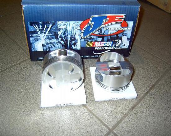 JE-Kolben 880ccm für Yamaha TRX/TDM